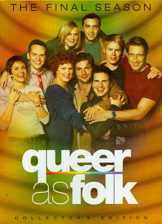 QUEER AS FOLK:FINAL SEASON BY QUEER AS FOLK (DVD)